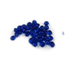 Edible Sapphire-Blue Diamond Jewels - 4mm