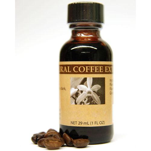 Bakto Flavors Natural Coffee Extract, 29 ml (1 Fl Oz) - 002220