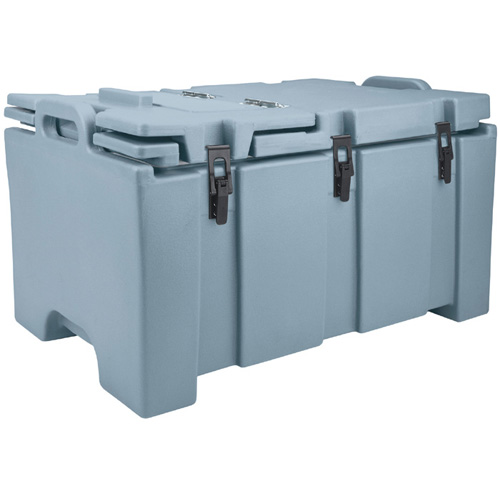 Cambro 100mpchl Insulated Food Pan Carrier With Hinged