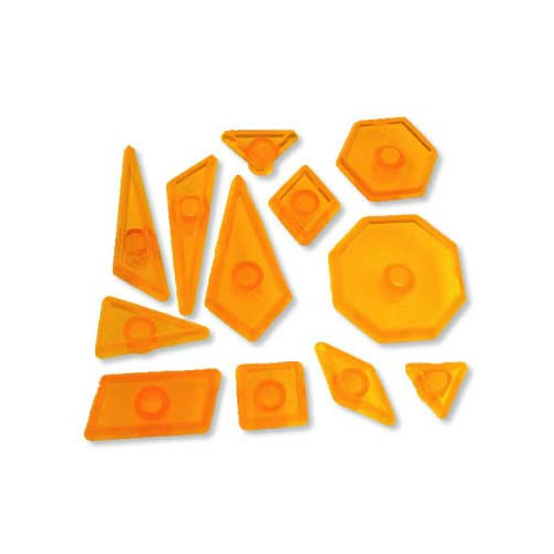 JEM Cutters Geometric Cutter 106M011