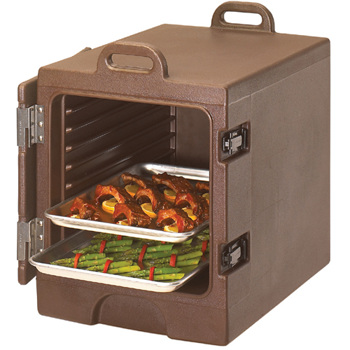 Learn more about Cambro Mtc Camcarrier Trays Half Sheet Pans Coffee Beige Product Photo