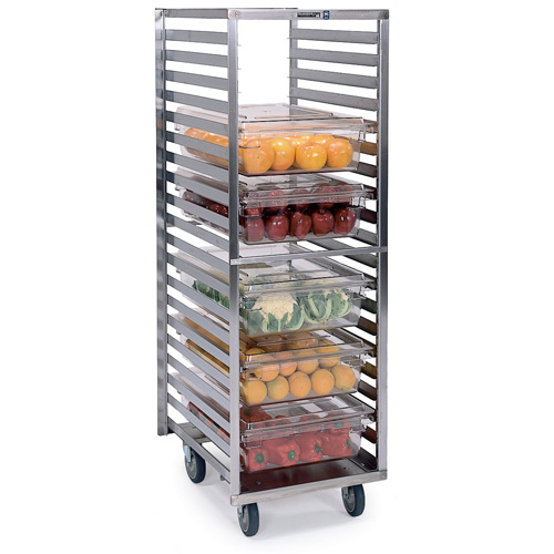 Lakeside-Stainless-Steel-Lexan-Bo-Pan-Rack Product Image 1560