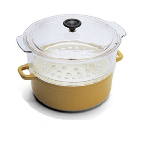 Paderno-Chasseur-Enamel-Cast-Iron-Steamer-Set-Color Product Image 3410