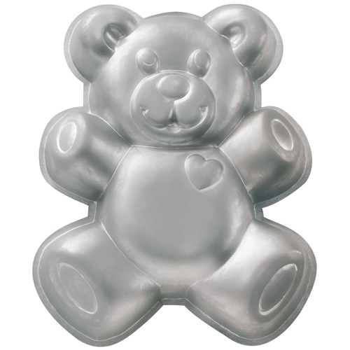 Wilton 2105-1193 Teddy Bear Cake Pan 2105-1193