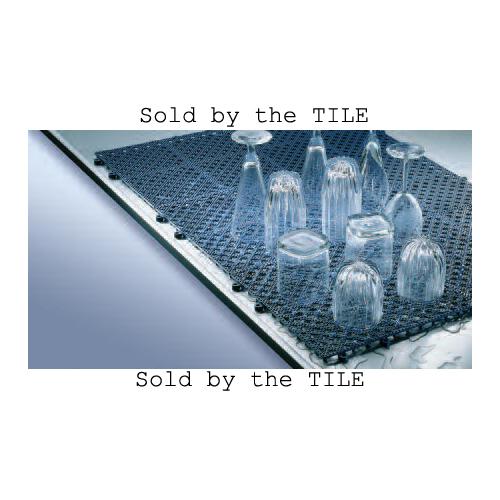"""Cactus Mat Snap-Together Liner Tile 12"""" x 12"""""""