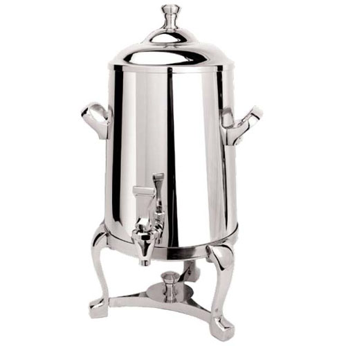 Eastern Tabletop Stainless Steel Freedom Insulated Coffee Urn - 1.5 Gal