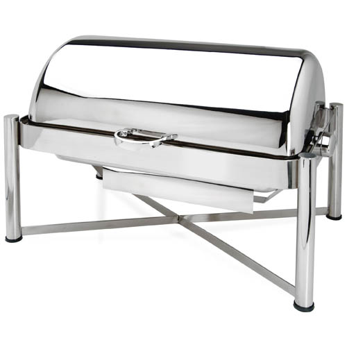 Eastern-Tabletop-Qt-Rectangula-Pillard-Rolltop-Chafer-Silverplate Product Image 1384