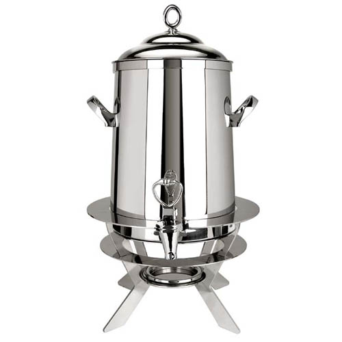 Valuable Eastern Tabletop Stainless Steel Gal Luminous Coffee Urn Product Photo