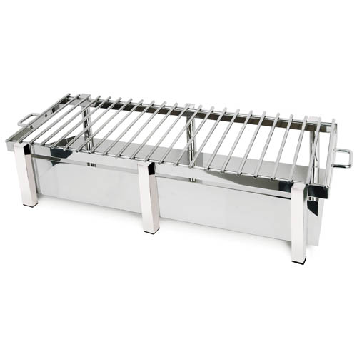 Eastern Tabletop Heavy Duty S Stand Grill Top Square Legs Product Photo