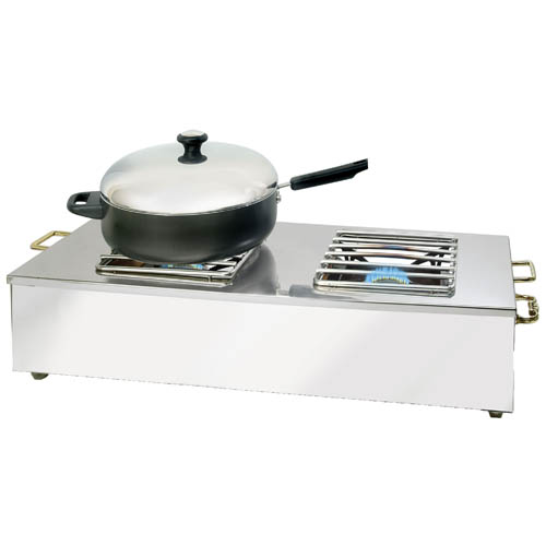 Eastern-Tabletop-Double-Duty-Butane-Stove-Cover-Up-Grill-Top-S Product Image 1736