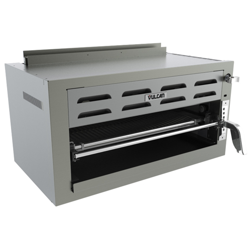 Order Vulcan sb Lp Gas Salamander Broiler Product Photo
