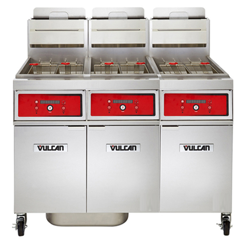Purchase Vulcan Freestanding Lp Gas Fryer Lb Oil Cap Solid State Digital Control Product Photo