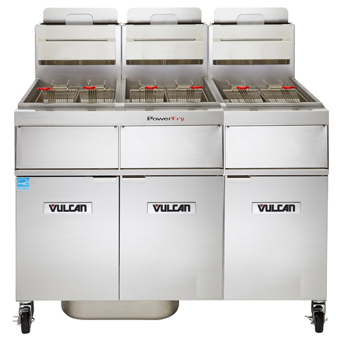 Vulcan-Powerfry-Lp-Gas-Fryer-Lb-Oil-Cap-Solid-State Product Image 24
