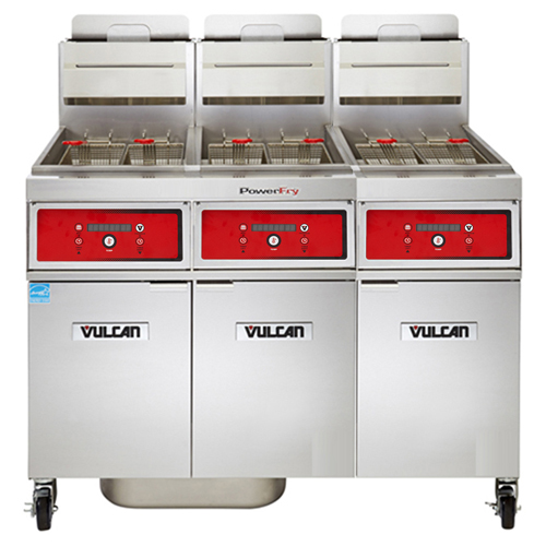 Vulcan-Powerfry-Lp-Gas-Fryer-Lb-Oil-Cap-Solid-State Product Image 14