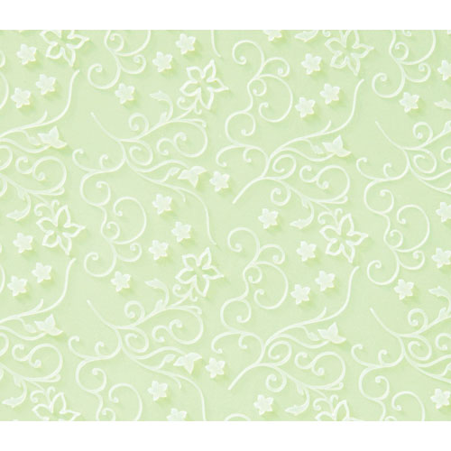 "Wilton Graceful Vines Fondant Imprint Mat, 19 3/4"" x 19 3/4"" - 409-414 409-414"