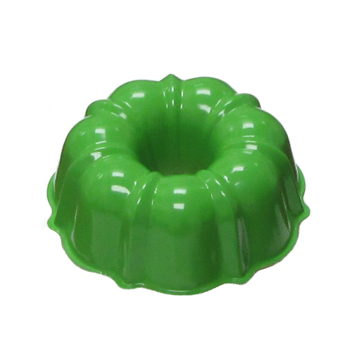 NordicWare Bundt Cake Pan, Green - 3 Cup 50013GR