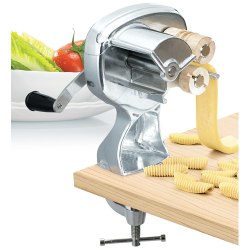 Cavatelli Maker with Wooden Rollers