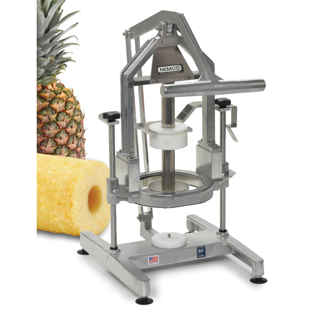 "Nemco 55775 Easy Pineapple Corer/Peeler - 3-1/2"" 55775"