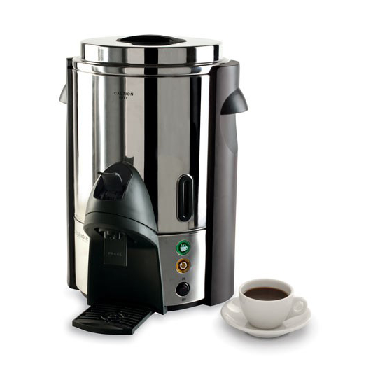 Regalware 60 Cup Stainless Steel Coffee Urn