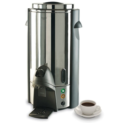 Regalware 100 Cup Stainless Steel Coffee Urn - 54100 54100