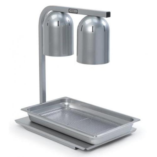 Nemco-Bulb-Heat-Lamp-W-Pan-Screen-Set Product Image 3337