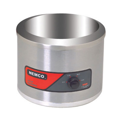 Nemco-Round-Commercial-Countertop-Food-Warmer-Quart Product Image 3159