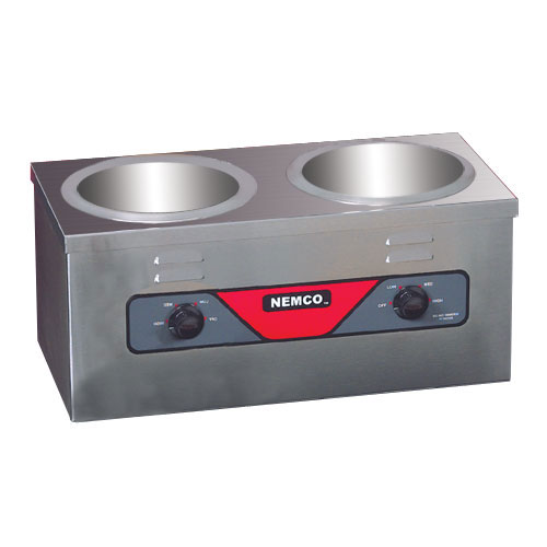 Nemco-Quart-Warmer-Twin-Well Product Image 2672