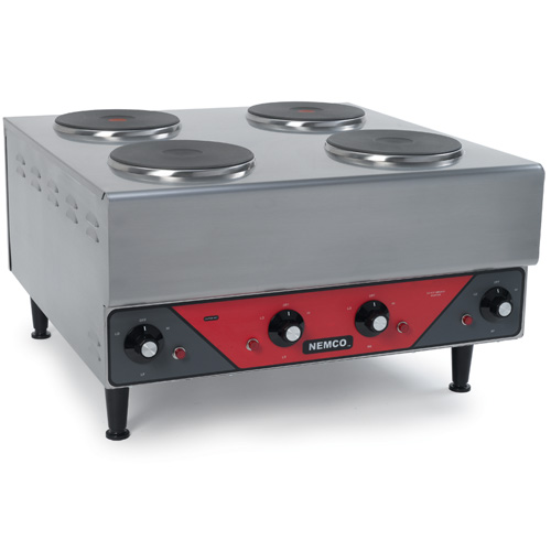 One of a kind Nemco Raised Burner Hot Plate v Product Photo