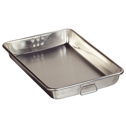 "Vollrath Roast & Bake Pan Heavy Ga. Aluminum. 18"" x 26"" x  3-1/2"" Deep. 21Qt. Capacity. 68358"