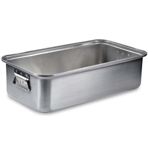 "Vollrath Roast & Bake Pan Heavy Ga. Aluminum. 11"" x 20"" x 5-1/2"" High. 17-3/4 Qt 68367"