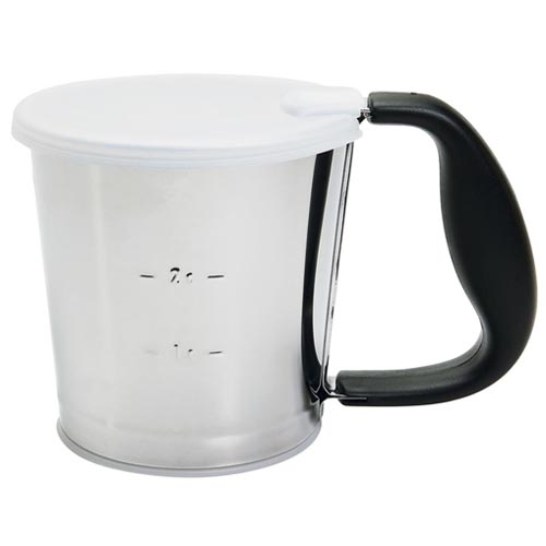 Oxo Stainless Steel Flour Sifter 73481