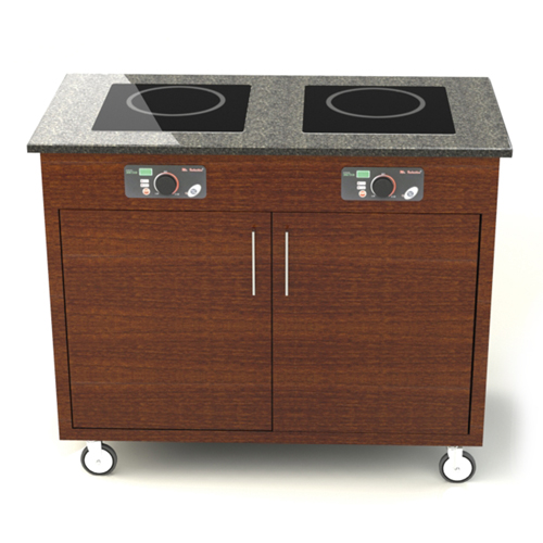 Geneva-Induction-Cooking-Cart-Stove-Puritan-Pine Product Image 343