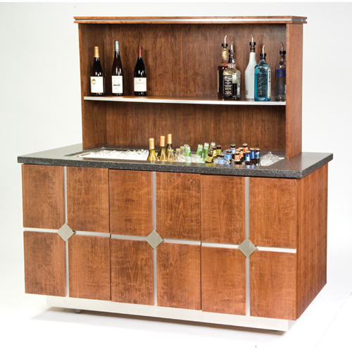 Geneva-Bristol-Portable-Back-Bar-Golden-Pecan Product Image 115