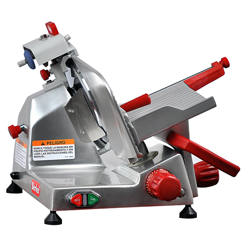 Info about Berkel e Plus Gravity Feed Slicer Carbon Steel Knife Product Photo