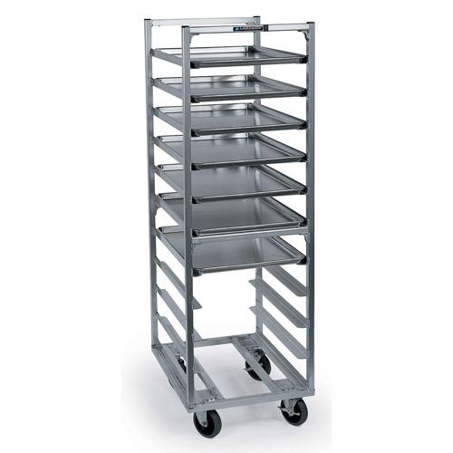 Lakeside Aluminum Pan Tray Rack Angle Ledge Pan Cap Ledge Product Photo
