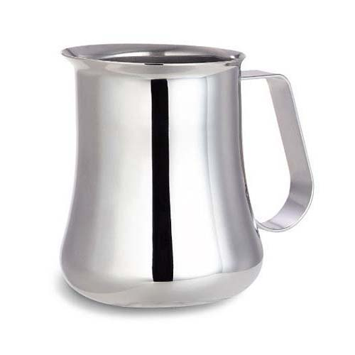 Vev Vigano Stainless Steel Frothing Pitcher - 6 Cup (18 Oz)