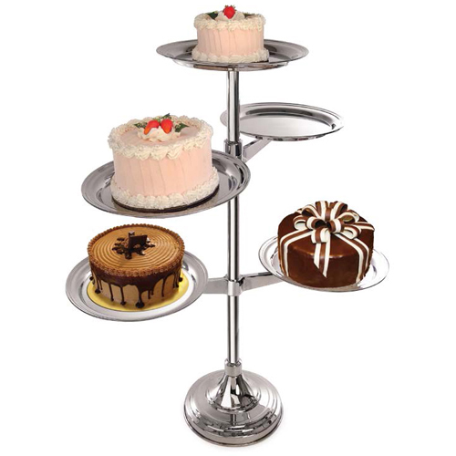 Eastern-Tabletop-Tier-Dessert-Tree-Display-Tray-Silverplate Product Image 1899