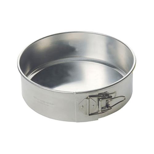"Amco Round 3-inch Deep Aluminum Springform Pan - 9"" x 3"""