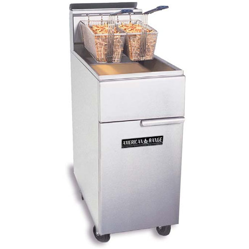 American-Range-Gas-Deep-Fryer-Model-Af-Propane-Gas Product Image 1566