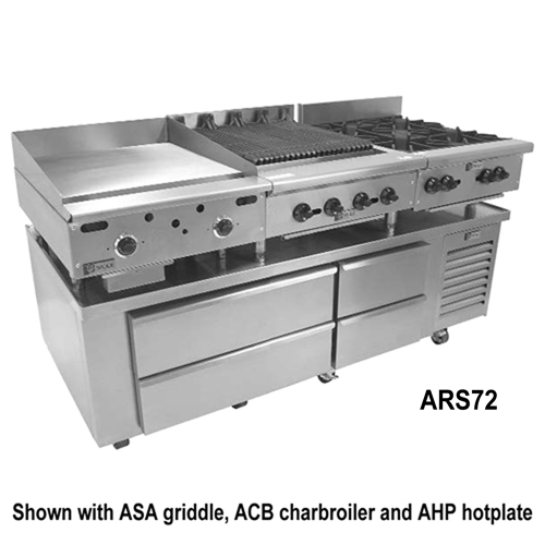Special Vulcan Achiever Refrigerated Base Product Photo