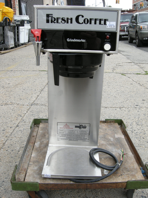 Grindmaster-Coffee-Brewer-Ba-Asq-Used-Excellent-Condition Product Image 1880