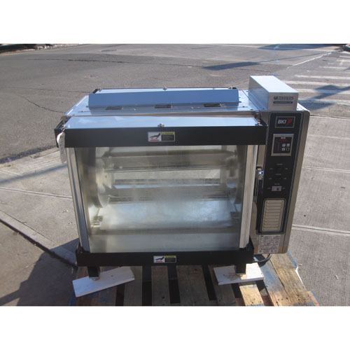 Cheap Bki Double Revolving Electric Rotisserie Model Dr Used Product Photo