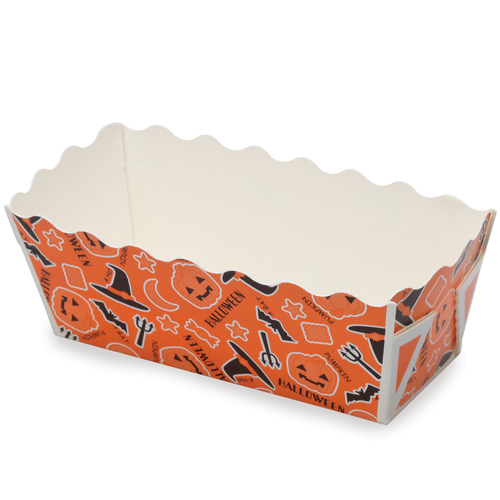 Welcome Home Brands Hat Halloween Paper Mini Loaf Baking Pan