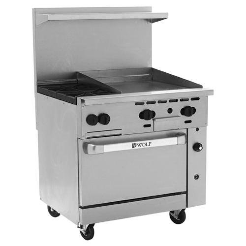 Wolf-C-c-b-gt-Challenger-Gas-Range-Burners-Griddle-Propane-Gas Product Image 294