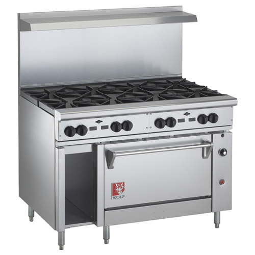 Wolf-Challenger-Gas-Range-Burners-Propane-Gas Product Image 21