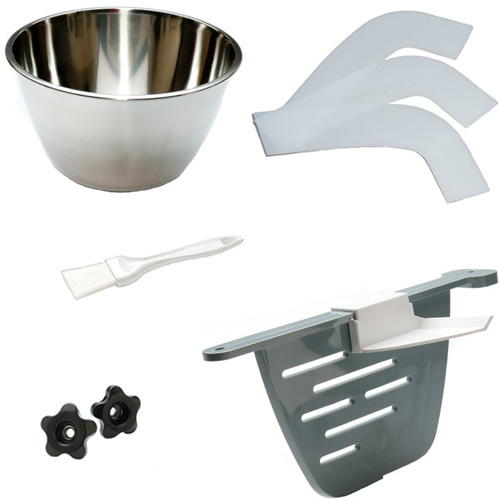 Chocovision HOLEY Accessory Kit for Revolation V Tempering Machine