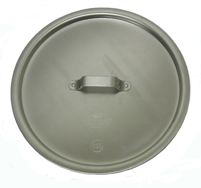 Cooking-Aid Tough Aluminum Lid, Made in USA - 15-3/4""