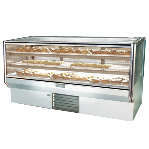 Check out the Leader Counter Hight Bakery Display Case Dry Case Recommended Item