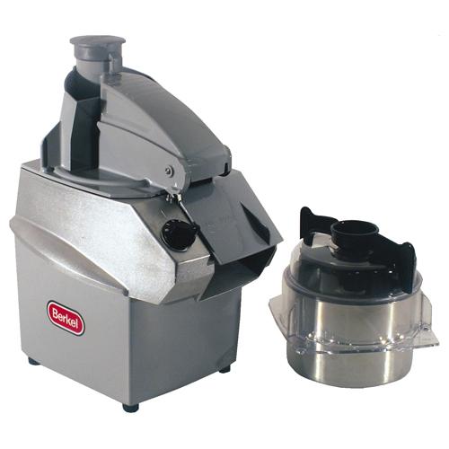 Magnificent Berkel Cc Combination Food Processor Lbs Min Cap Slicing Shredding Pla Product Photo