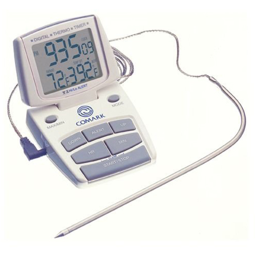 Comark Cooking-Cooling Thermometer with Stainless Probe